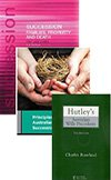 SPSUCCSCU Bundle Succession Families Property and Death + Principles of Australian Succession Law + Hutley's Australian