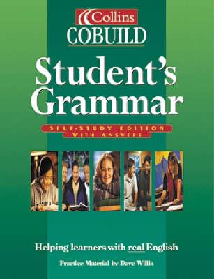 Collins COBUILD Student's Grammar: Self Study Edition