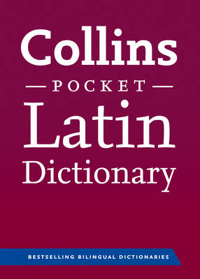 Collins Latin Pocket Dictionary