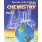 World Of Chemistry 2ed Study Guide With Selected Solutions Joesten & Wood