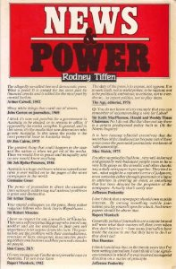 News and Power