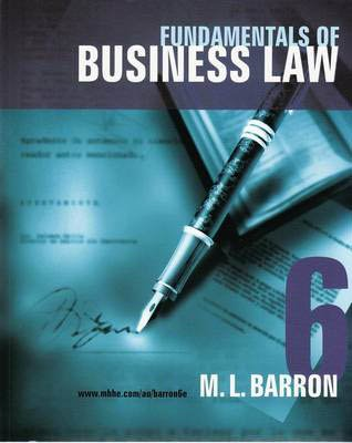 Fundamentals of Business Law + Business Law +