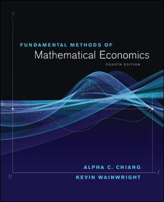 Fundamental Methods Math Economics