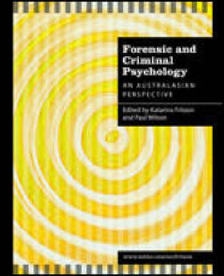 Fritzon Forensic Psychology