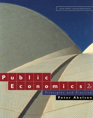 Public Economics: Principles and Practice