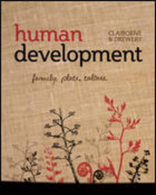 Human Development: Family, Place and Culture