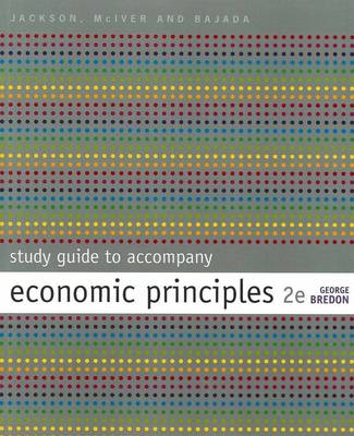 Study Guide to Accompany Economic Principles
