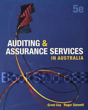 Auditing & Assurance Services In Australia Access Code