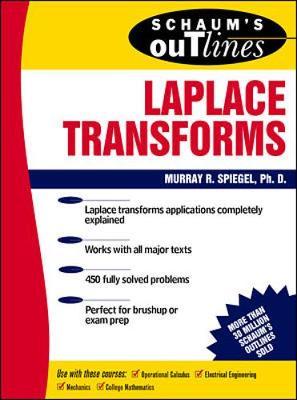 Schaums Outline Of Laplace Transforms