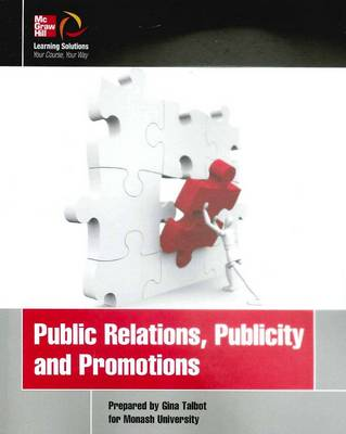 Public Relations, Publicity and Promotions