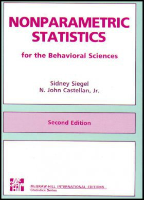 Nonparametric Statistics for Behavioural Science