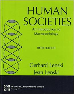 Human Societies: Introduction to Macrosociology