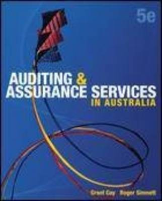 Auditing and Assurance Services 5E