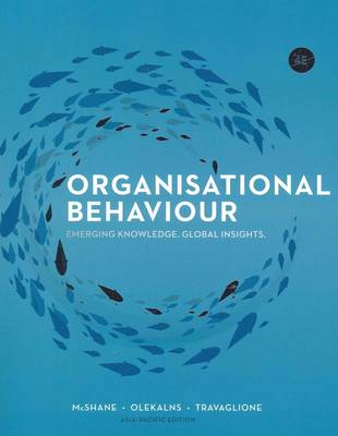 Organisational Behaviour: Emerging Knowledge, Global Insights