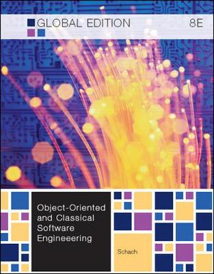Object-Oriented N Classical Sw Eng,Ge
