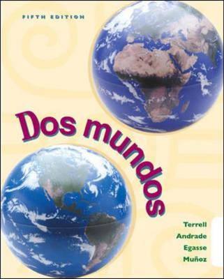 Dos Mundos: Student Edition