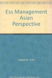 Ess Management Asian Perspective