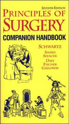 Principles Of Surgery Companion Handbook 7ed