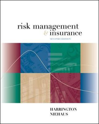 Risk Management N Insurance 2E