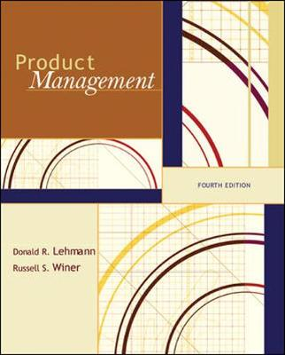 Product Management 4E