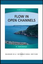 Flow In Open Channels 3/E