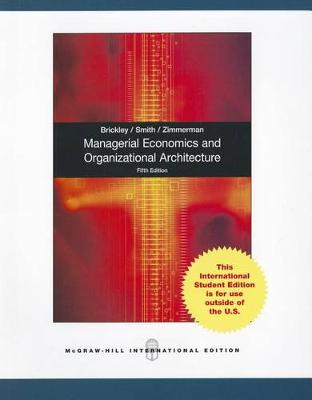 Managerial Economics N Orgn Architecture