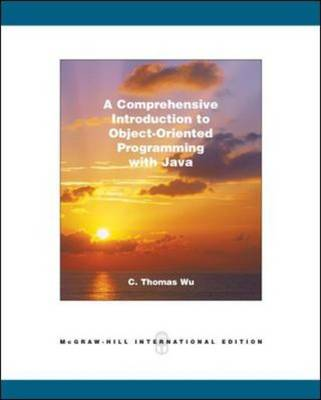 Comprehensive Introduction To O-O Prog