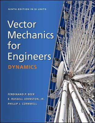 Vector Mechanics 4 Engrs:Dynamics Si 9E