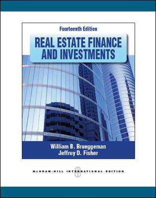 Real Estate Finance N Investments