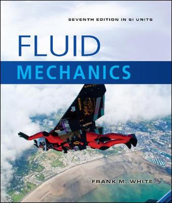 Fluid Mechanics 7th Edition SI units