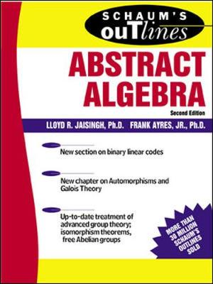 SOS ABSTRACT ALGEBRA 2E