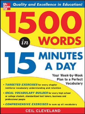 1500 Words In 15 Minutes