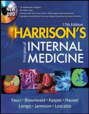 Harrisons Principles Of Internal Medicine Single Vol 17ed08