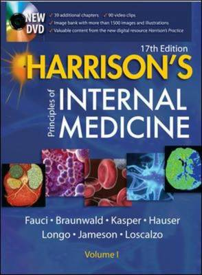 Harrisons Principles Of Internal Medicine 2-vol 17ed08