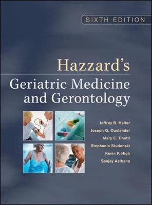 Hazzard's Geriatric Medicine And Gerontology 6/E