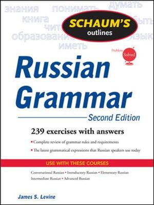 Schaums Outline Of Russian Grammar 2/E