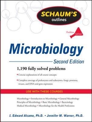 Schaum's Outline Of Microbiology 2/E