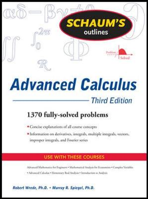 SOS ADVANCED CALCULUS 3E