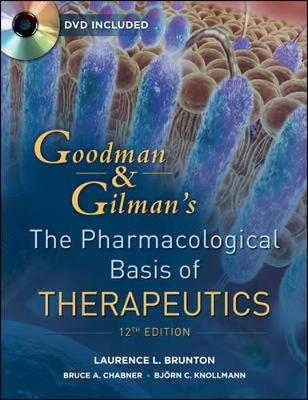 Goodman And Gillmans Pharmacological Basis Of Therapeutics 12/E (Set 2)
