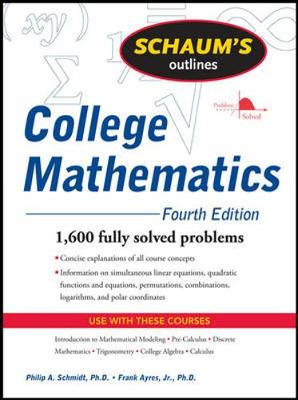 SOS COLLEGE MATHEMATICS 4E