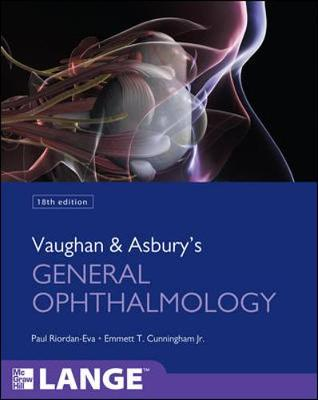 VAUGHAN and ASBURYS GENERAL OPHTHALMOLOGY 18/E