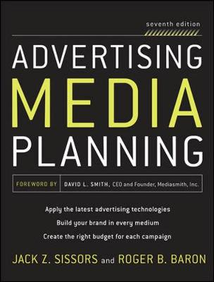 Advertising Media Planning 7/E