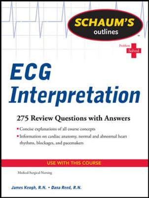 Schaums Outline Of Ecg Interpretation