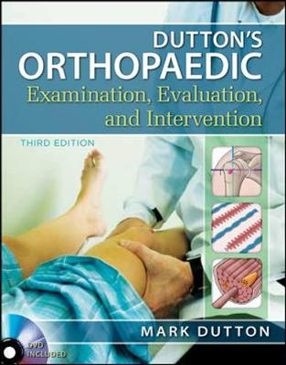 DUTTON'S ORTHOPAEDIC EXAM EVALUATION and INTERVENTION 3/E (SET 2)