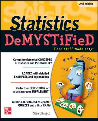 Statistics Demystified 2/E