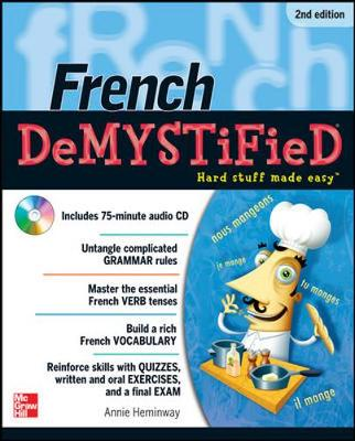 French Demystified 2/E (Set 2)