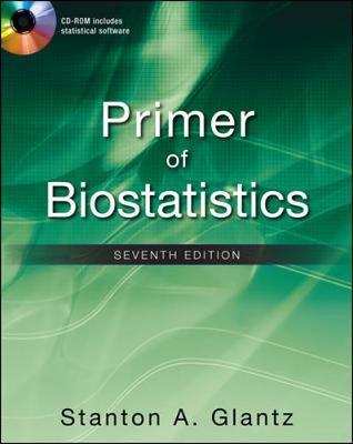 Primer Of Biostatistics 7/E (Set 2)