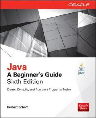 Java A Beginners Guide 6/E
