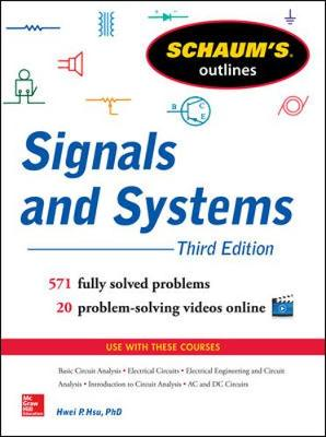 Schaums Outline of Signals and Systems 3/E