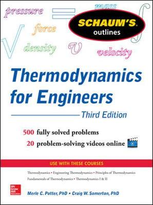 SOS THERMODYNAMICS FOR ENGRS 3E
